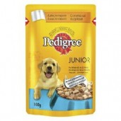 Pedigree kaps. Junior-krůtí 0,1kg