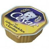 Cesar - drůbež, mrkev 0,15kg